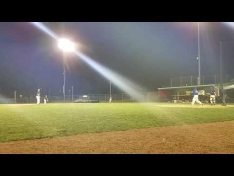 Scott Williamson vs. The Cincinnati Dodgers