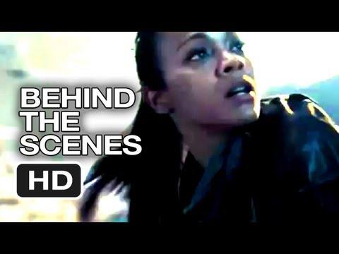 Star Trek Into Darkness Behind The Scenes - Zoë Saldana's Stylist, Petra Flannery (2013) HD