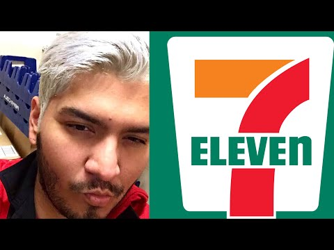 My Experience Working At 7 ELEVEN!