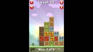 Move The Box London Level 12 Walkthrough/ Solution(Solution/ walkthrough for Level 12 of Move The Box London., 2012-03-01T09:30:53.000Z)