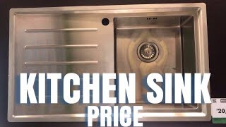 Kitchen Sink Wilcon Depot Youtube
