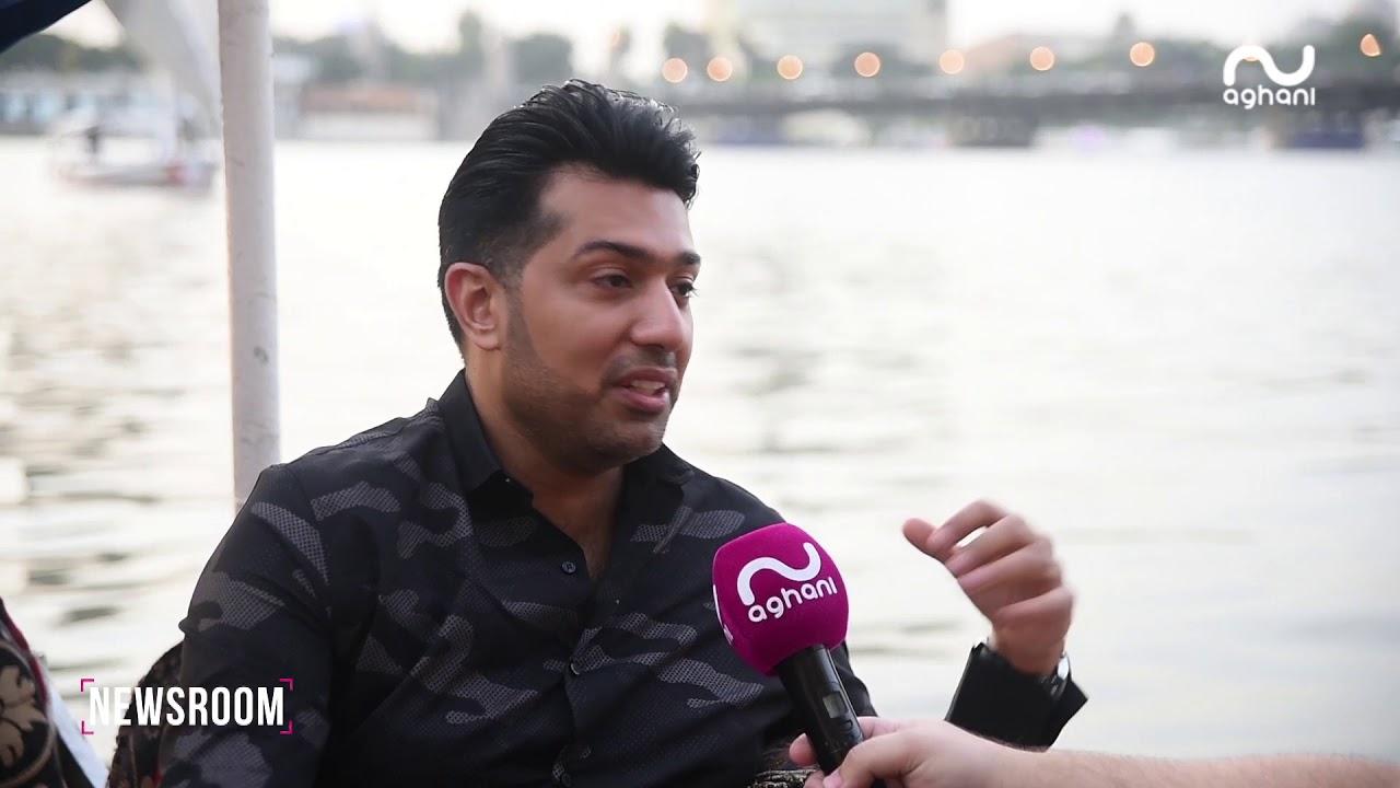 همام يحقق حلمه بالوقوف على مسرح دار الاوبرا المصرية.. ولهذا السبب اختار كاظم الساهر!