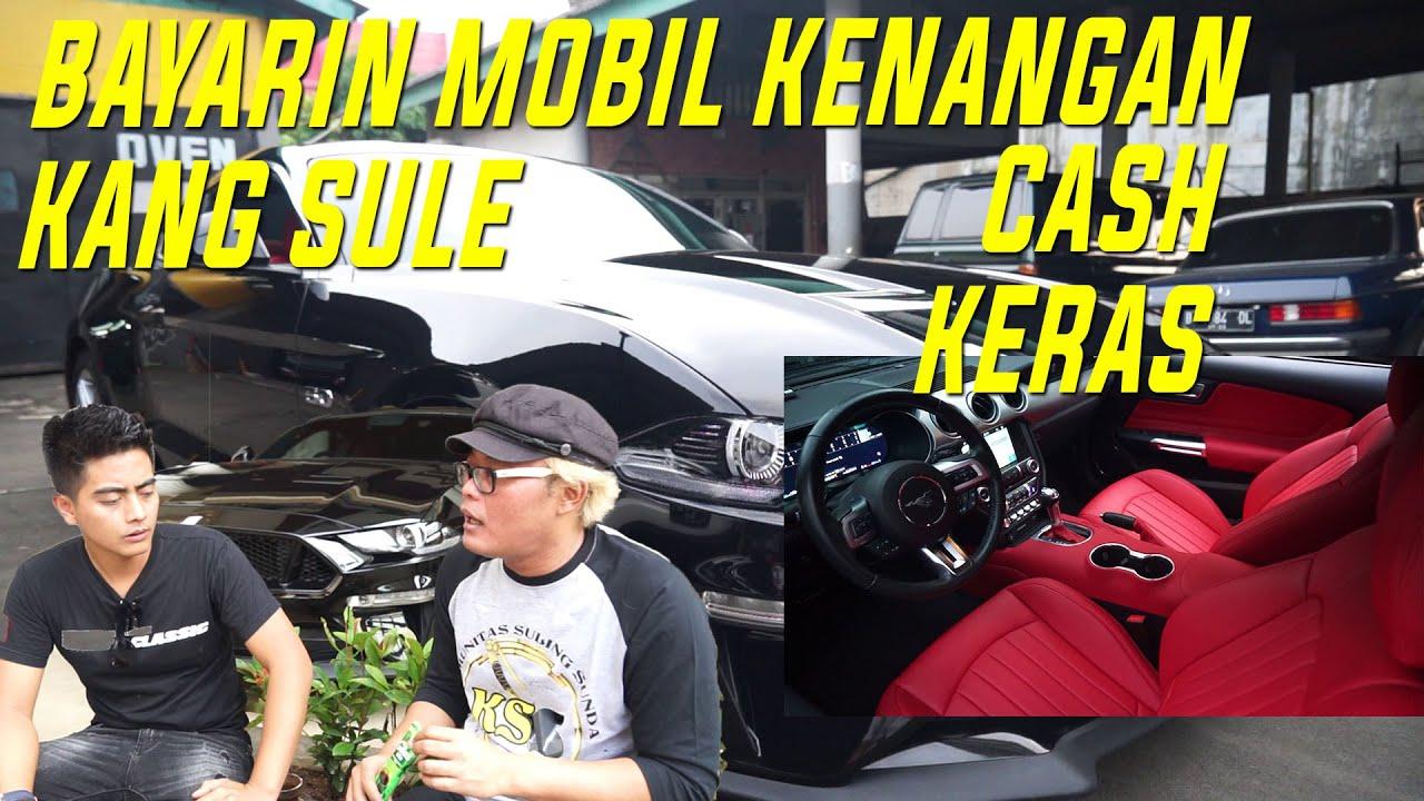 Modif Mustang 2 Milyar Plus Beli Mustang Kang Sule Youtube