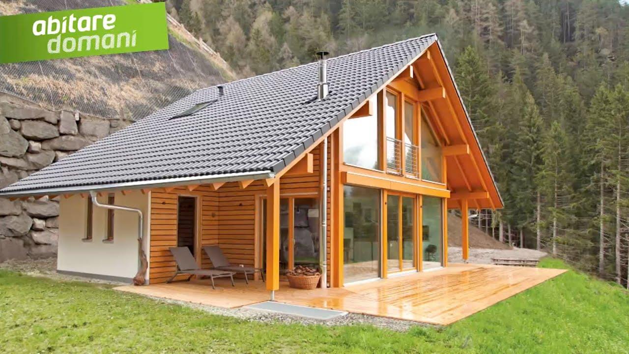 Lignius abitaredomanitv il legno nella bioedilizia for Comprare una casa di legno