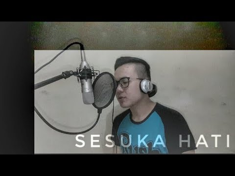 Karina Salim - Sesuka Hati (Cover By Richard Adinata)