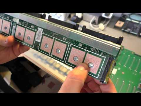 Playing with junk 17 - HP C7000 midplane teardown