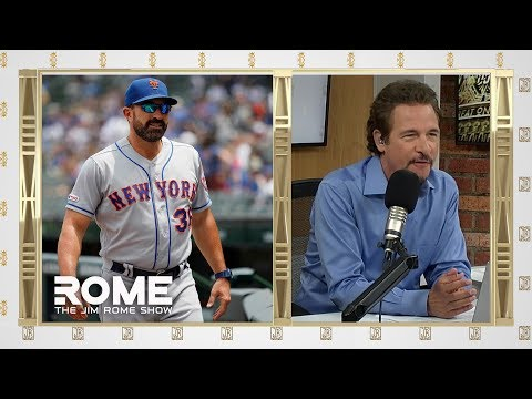 Mets Take Their Frustrations Out On a Reporter | The Jim Rome Show
