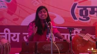 Yaad piya ki aaye haaye raam ye dukh saha na jaaye thumri by singer Divya Rani