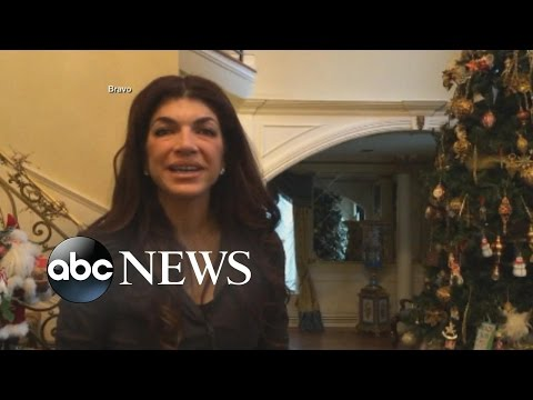 Reality TV Star Teresa Giudice Speaks Out After Prison Stay