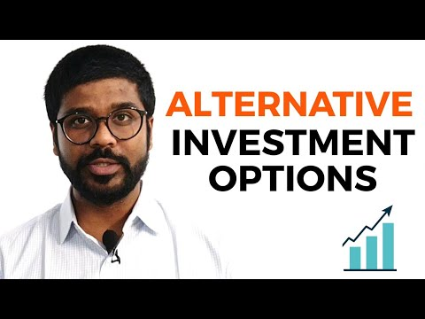 Go Beyond Mutual Funds: Alternative Investment Assets