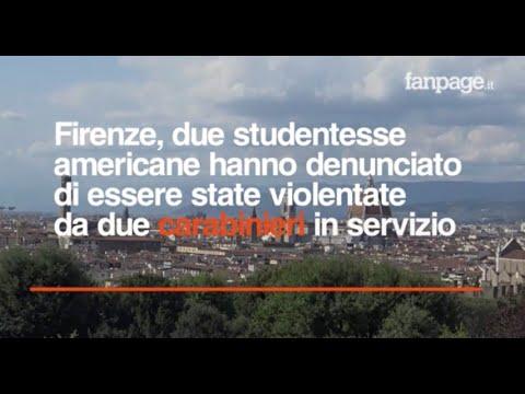 Firenze, due carabinieri indagati per stupro: la video ricostruzioni sui luoghi della violenza
