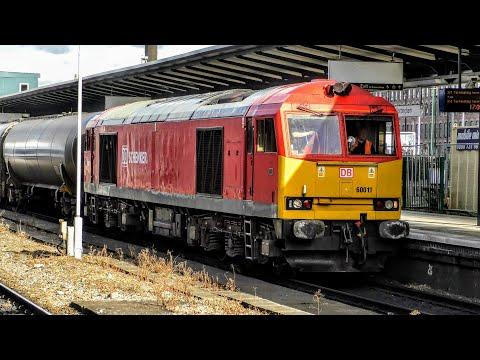 Trains at Nottingham | 11/09/2018