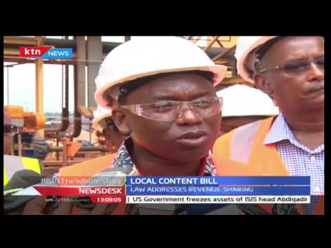 Newsdesk 1st September 2016 – Mining companies to sharing revenue with local communities