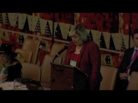 33. Ms. Kristina Peterson Part 1 (International En...