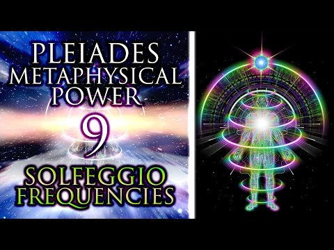 all-9-pleiades-solfeggio-frequencies-꩜-metaphysical-power-meditation-꩜-430.65-hz-shamanic-drums