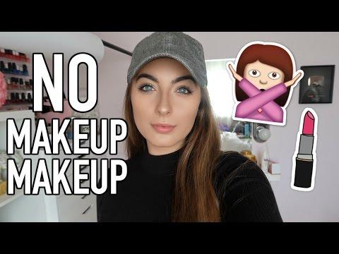 No Makeup Makeup Tutorial - Everyday Natural Makeup - 동영상