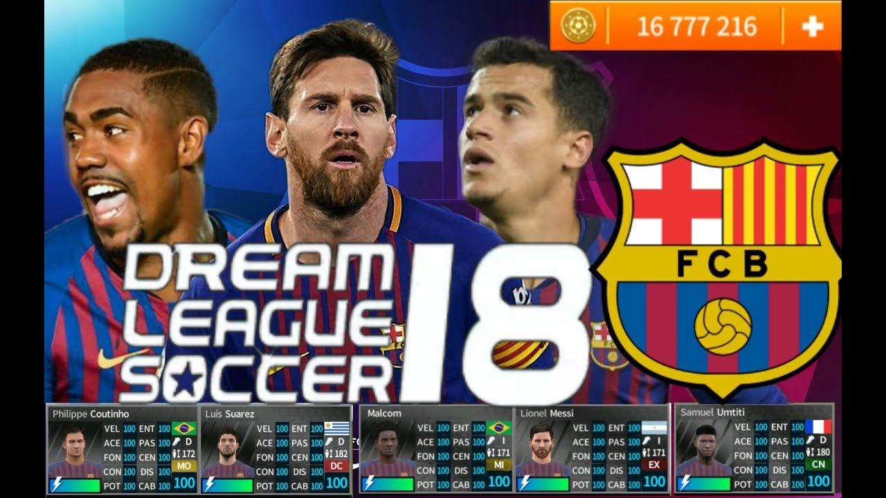 dream league soccer apk mod v5.064