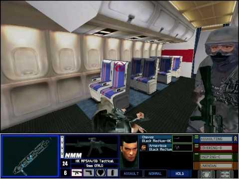 Tom Clancys Rainbow Six Rogue Spear Mission 05