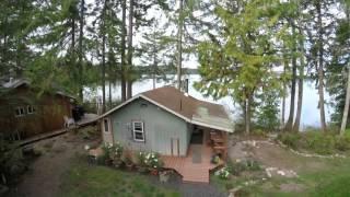 Waterfront Cabin in Olympia, WA