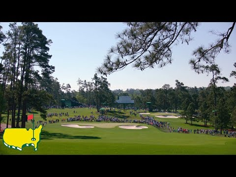 Walk the Grounds of Augusta National