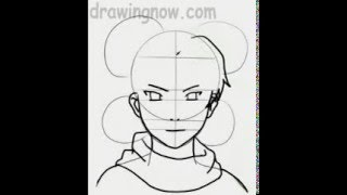 Learn to Draw Temari From Naruto