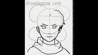 Learn to Draw Temari From Naruto
