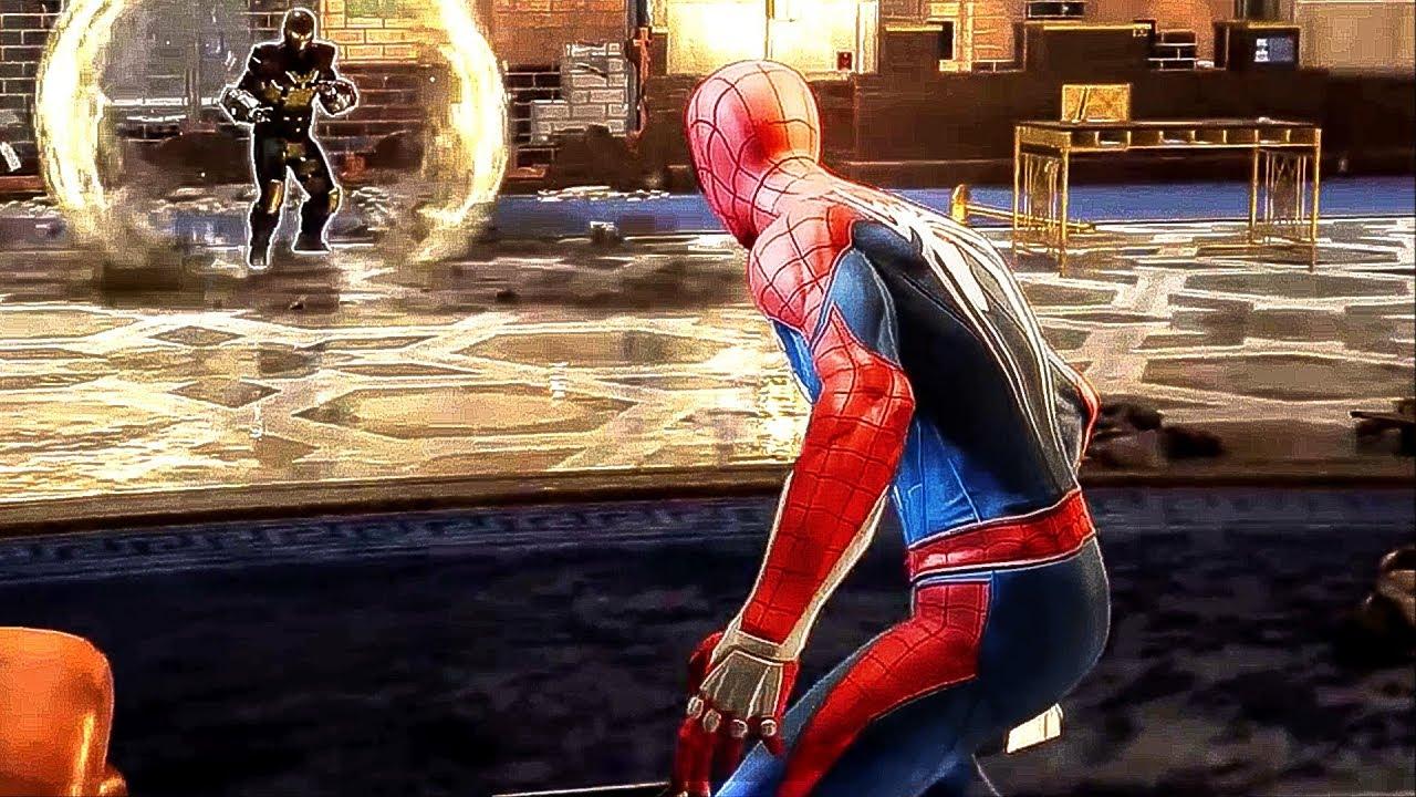SPIDER-MAN : 10 minutes de Gameplay (E3 2018)