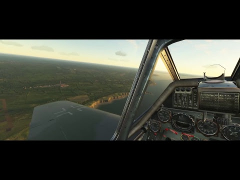 DCS Normandy 1944 - Bomber Intercept