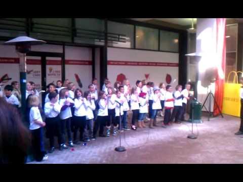 Teller elementary school choir - tiger voices