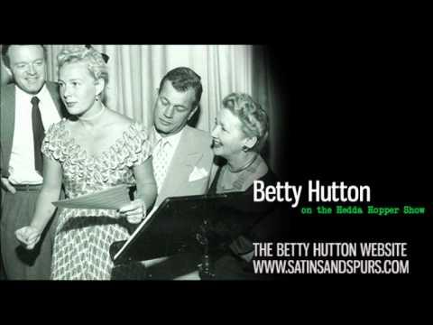 Betty Hutton - Hedda Hopper's Hollywood (1950)