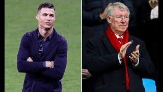 Cristiano Ronaldo MADE Sir Alex Ferguson sell top Man Utd striker   Louis Saha
