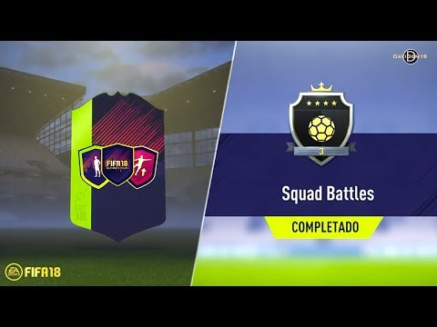 RECOMPENSAS SQUAD BATTLES ÉLITE EN DIRECTO + NUEVOS SBC's PATH TO GLORY !! | FIFA 18