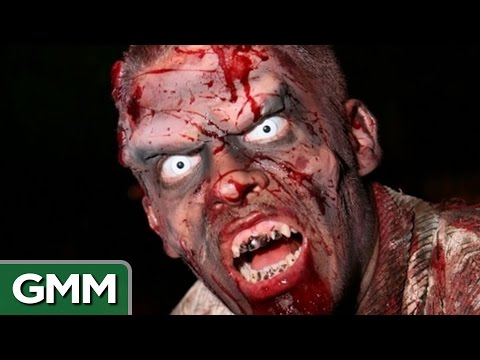 4 Most Extreme Haunted Houses