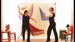 Aprende a bailar sevillanas. La cuarta.