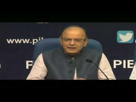 Union Finance Minister Shri Arun Jaitley on outcome of Income Declaration Scheme 2016