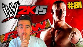 WWE 2K15 : Auf Rille zum Titel #21 [FACECAM] - 1 STUNDEN NIGHT LETS PLAY !! HD