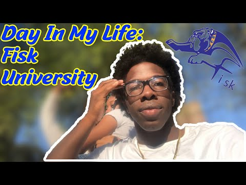 A DAY IN MY LIFE AT FISK UNIVERSITY ????????