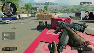 Call of Duty: Black Ops IIII - Gramy z UrQueeen i Slayproxem