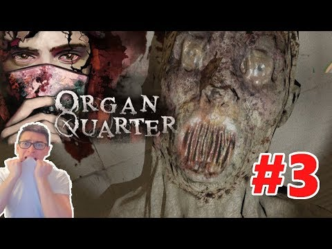 VR HORROR - Organ Quarter - Skinny Boi Chases Asian And Puts things up his Butt - Part 4