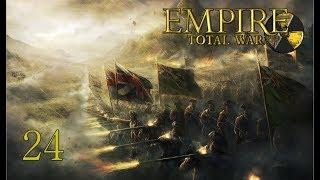Empire Total War 24(G) Odwrót!