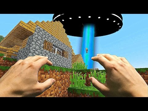 TOP 4 REALISTC MINECRAFT Animations
