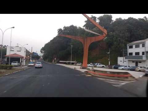 Chegando em Volta redonda RJ