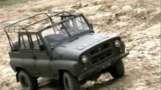 UAZ 469b RC 1:10 FULL METAL ACTION 2