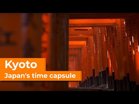 Kyoto - Japan's Time Capsule   LEAGUE OF HISTORICAL CITIES