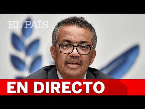 DIRECTO | Briefing diario de la OMS para actualizar la situación del CORONAVIRUS