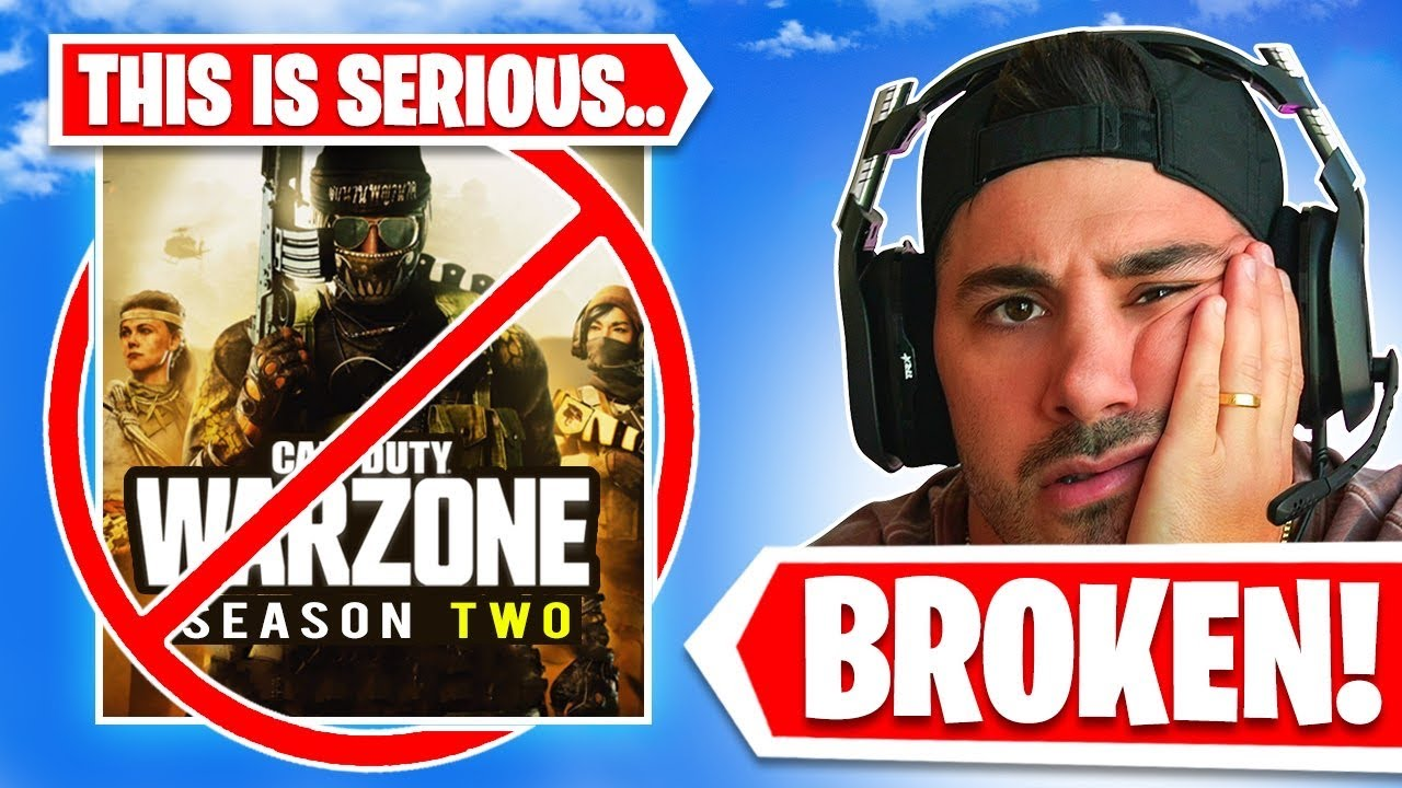 Warzone is Officially Broken.. (This Is Serious)