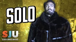 Star Wars Solo Trailer Arrives Plus Superbowl Trailers!! - SJU