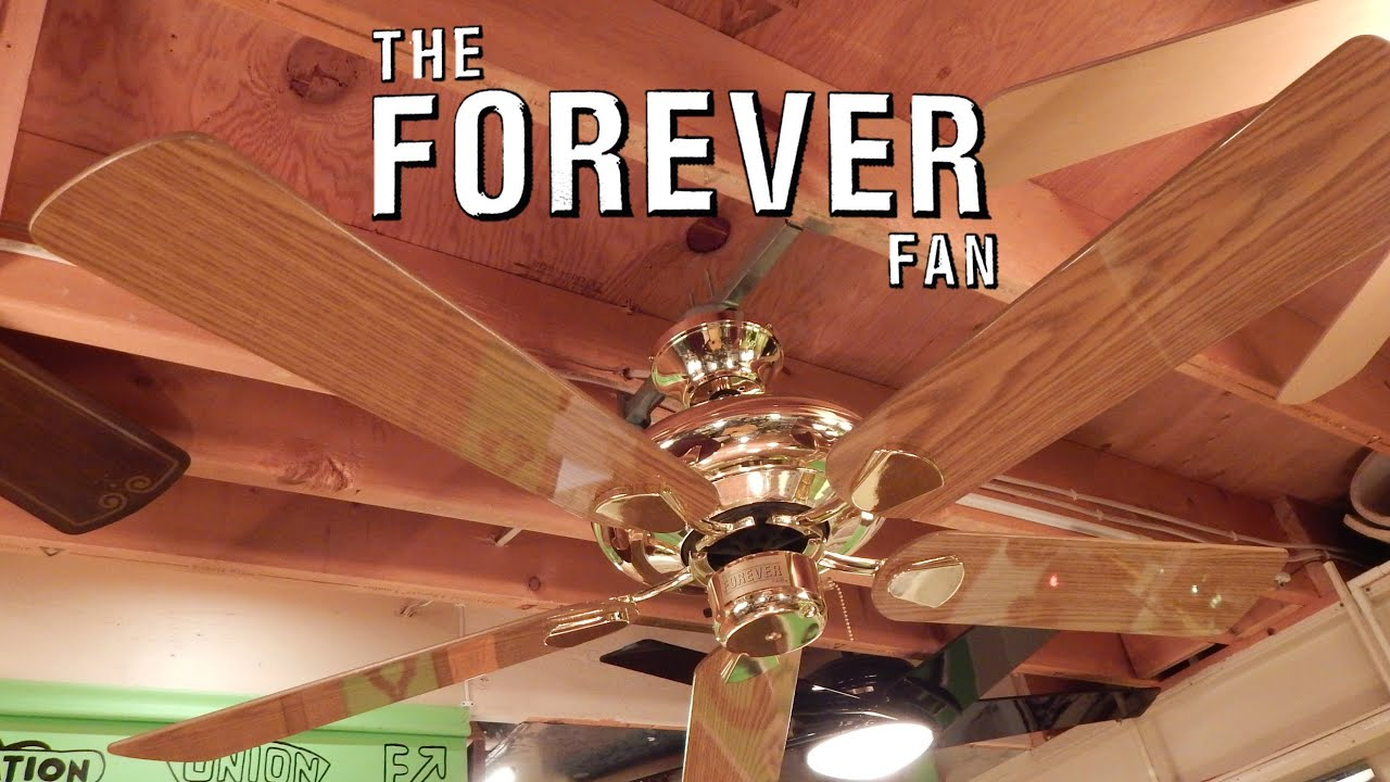 The Forever Fan Ceiling