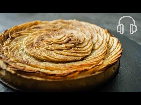 Apple Tart Recipe りんごのタルトの作り方