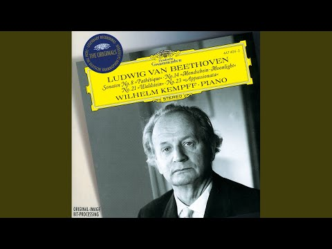 Beethoven: Piano Sonata No. 14 in C-Sharp Minor, Op. 27, No. 2